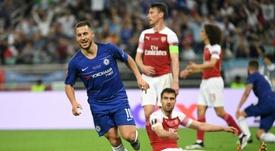 Il Chelsea vince l'Europa League. AFP