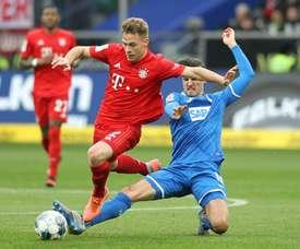 O time que o Bayern de Munique quer montar para a próxima temporada. AFP
