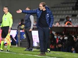 Le PSG et l'OM veulent se remplumer, le leader Lille à Nice. AFP