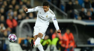 Varane has a high release clause. AFP