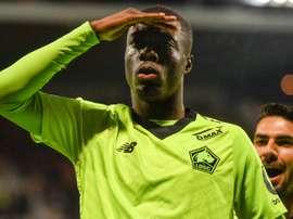 L'Ivoirien entre aussi dans les plans d'Arsenal. AFP
