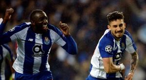 Porto pode ser campeão hoje. AFP