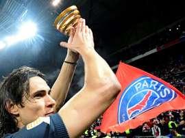 Encore une belle victoire pour les Parisiens. AFP