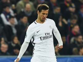 Krychowiak is set for a move to West Brom. AFP