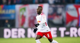 Keita will be unveiled as a Liverpool player next player. AFP