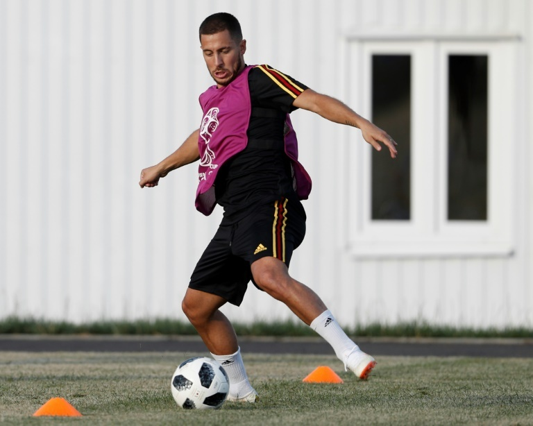Eden Hazard reiterates Real Madrid 'can interest me' and addresses Chelsea future