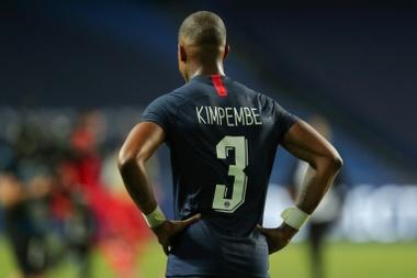 Le PSG à Nantes avec Mbappé titulaire, Kimpembé et Marquinhos sur le banc. afp