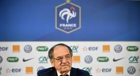 Le Graet quiere meter a 80.000 espectadores en las finales de Copa en Francia. AFP