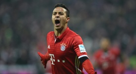 Thiago could be making a return to Barcelona after six years away. AFP/Archivo