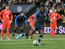 Les Bleuets s'imposent sans briller en Géorgie en qualifications de l'Euro-2021. afp