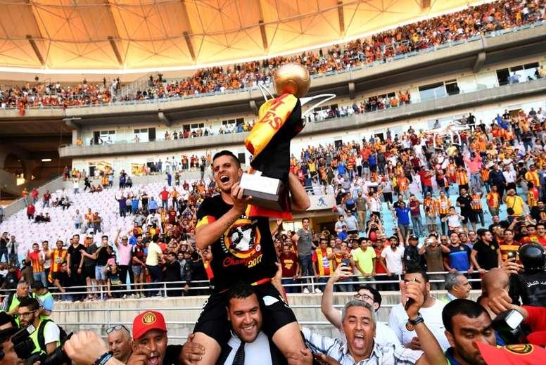 Tunisie Lespérance Décroche Son 27e Titre De Champion