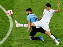 Fonte vers Lille. AFP