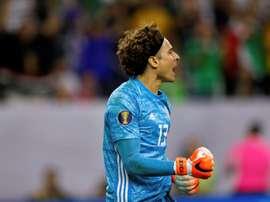 Neuer veut voir Ochoa chez un grand d'Europe. AFP