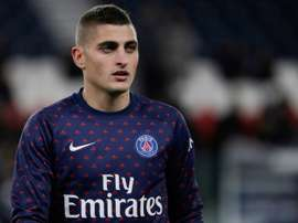 Verratti has apologised to his team-mates and fans. GOAL