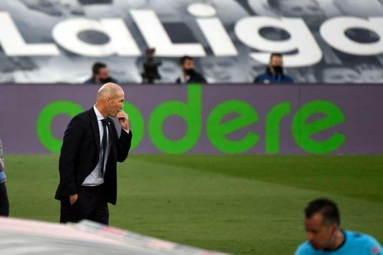 Berbatov salió al paso en defensa de Zidane. AFP