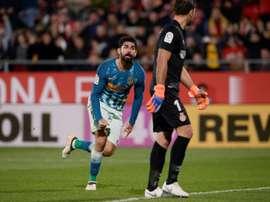 L'Atlético officialise. AFP