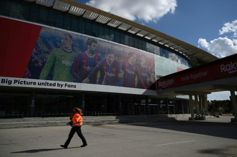 La Super Ligue européenne le Barça dit oui. afp