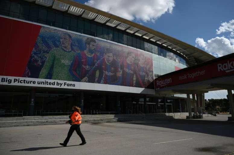 La Super Ligue européenne, le Barça dit oui. afp