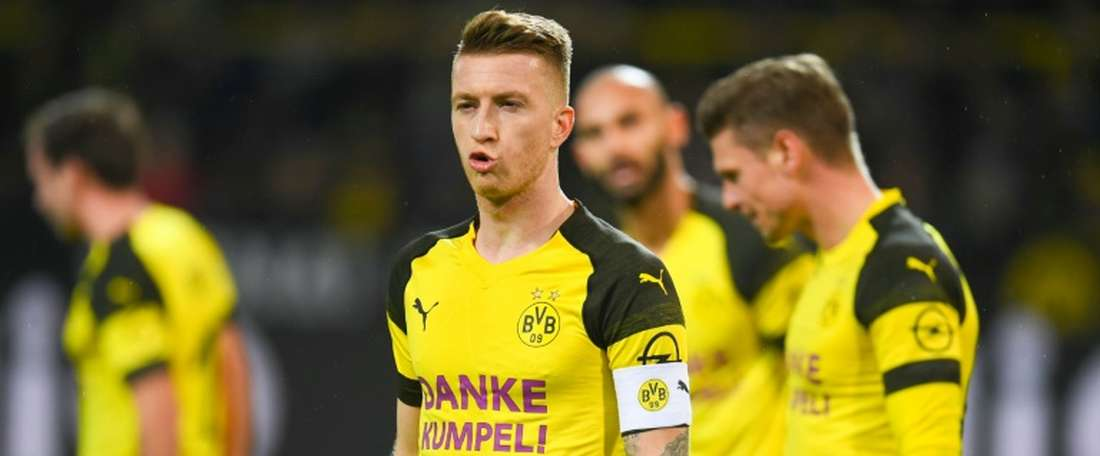Reus comandou a vitória. AFP