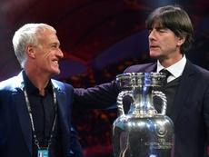 L'Allemagne et le Portugal, souvenirs mitigés pour les Bleus. AFP