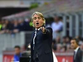Mancini has given tactical cleverness to Zenit.AFP