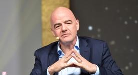 Un plan d'aide financière présenté dans les semaines à venir par FIFA. AFP