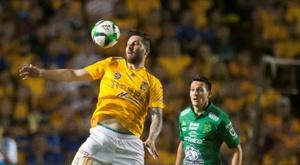 Mexique: un but de Gignac, et les Tigres prennent une option pour le titre