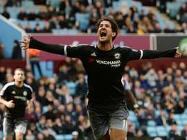 Alexandre Pato has scored on his Chelsea debut. BeSoccer