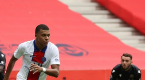 Could Mbappe be on the way to Real Madrid? AFP