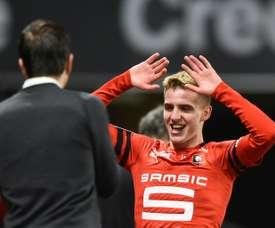 Rennes enchaîne. Goal