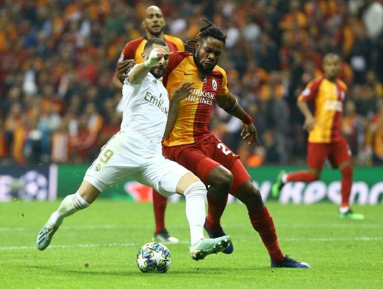 Les compos probables du match de Ligue des champions entre le Real Madrid et Galatasaray. AFP