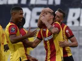 Les compos probables du match de Ligue 1 entre Lille et Lens. AFP