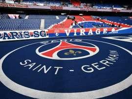 A bola para na França por tempo indeterminado. AFP