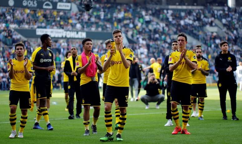 Dortmund have already spent £85m on new talent. AFP