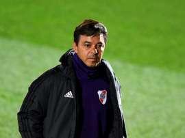 Un grand entraîneur. AFP