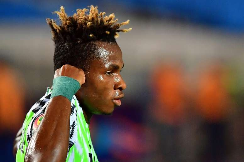 Chelsea are keen on Chukwueze. AFP