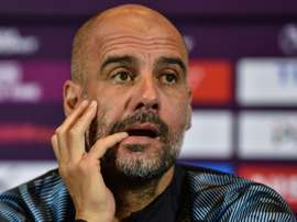 Pep Guardiola to be a candidate for the Generalitat. AFP