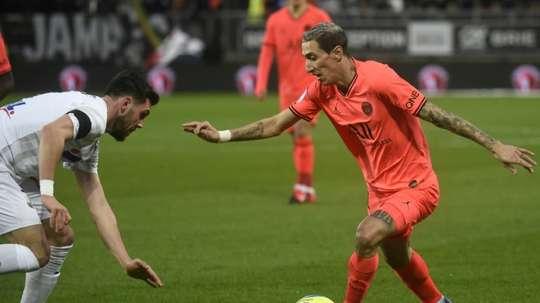 Les compos probables du match de Ligue des Champions entre le Borussia Dortmund et le PSG. AFP