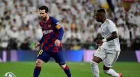 Vinicius a aidé le Real Madrid. AFP