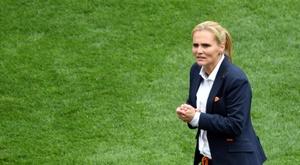 Les Pays-Bas font preuve de qualité collective estime Sarina Wiegman. AFP