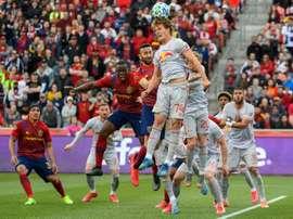 La reprise de la MLS menacée par un lock-out. AFP