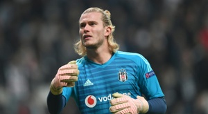 Karius will leave. AFP