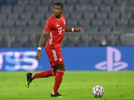 Alaba seems almost certain to go to Real Madrid. AFP