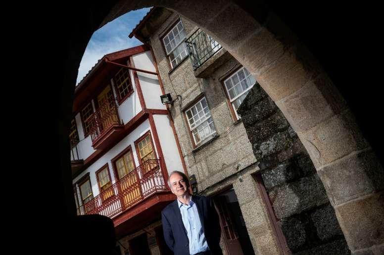 La fière Guimaraes, berceau du Portugal et décor médiéval de la Ligue des nations. AFP