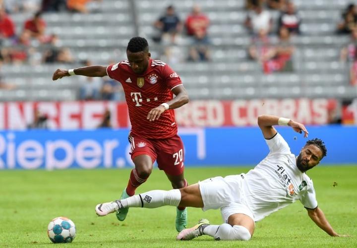 Bouna Sarr restera au Bayern Munich. AFP
