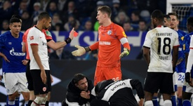 Neuer's contrac extension brings another problem: Nübel and Ulreich. AFP