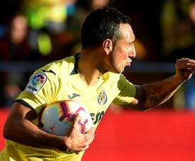Villarreal will face WBA in Benidorm in July. AFP