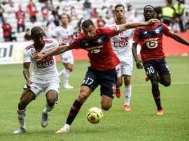 Southampton s'intéresse à Ibrahima Diallo (Brest). AFP