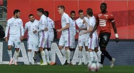 Reims y Toulouse, eliminados. AFP
