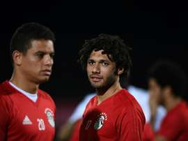 Elneny Wanted .AFP
